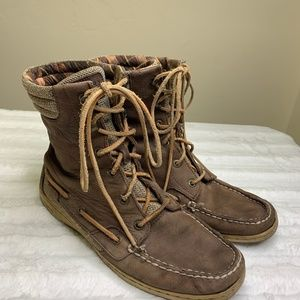 Sperry Topsider Hikerfish Ankle Boots